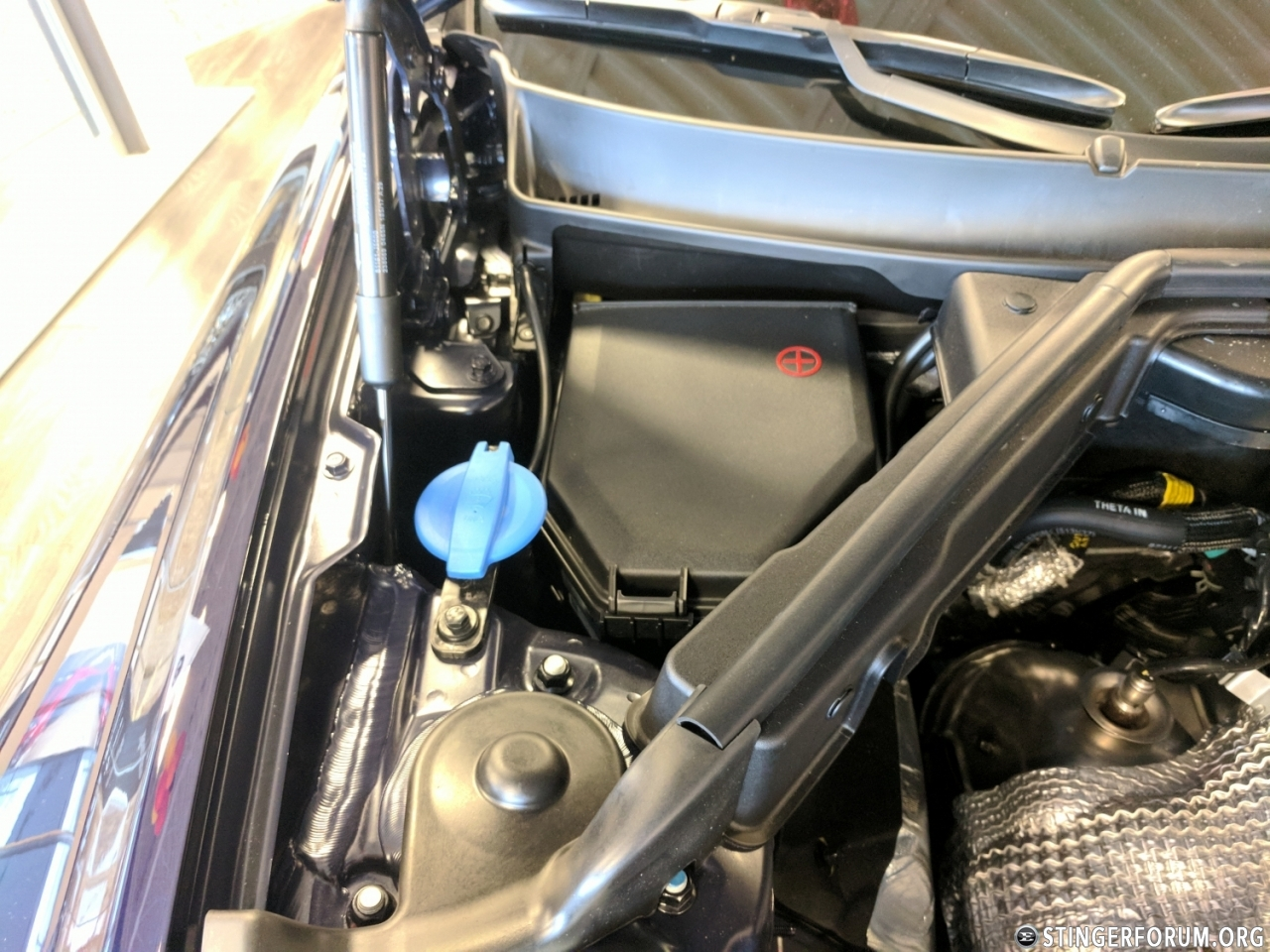 Buick Regal: Washer Fluid