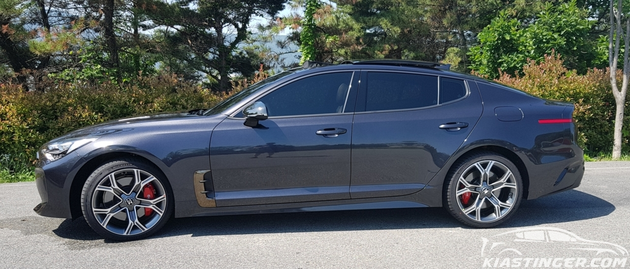 """Kia Stinger Gt >> Photo """"1206"""" in the album """"Panthera Metal Stinger GT"""" by ..."""