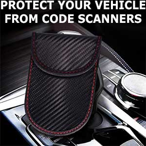 Protect your Stinger from code scanners