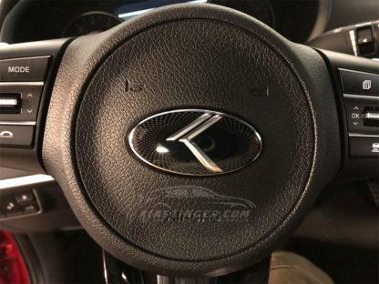 loden steering wheel cap