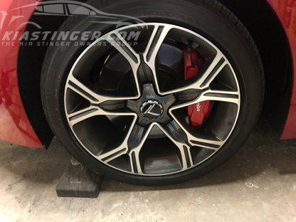 loden wheel caps