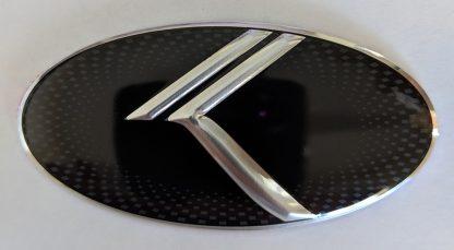 steering wheel emblem front