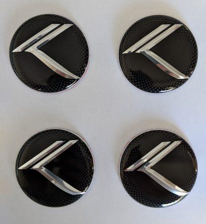 stinger wheel center caps